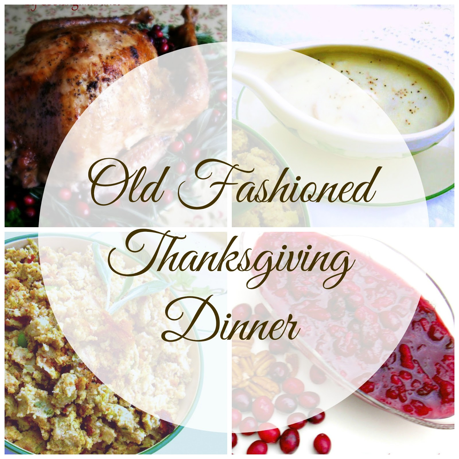 Cooking with K: Old Fashioned Thanksgiving Turkey and Southern ...