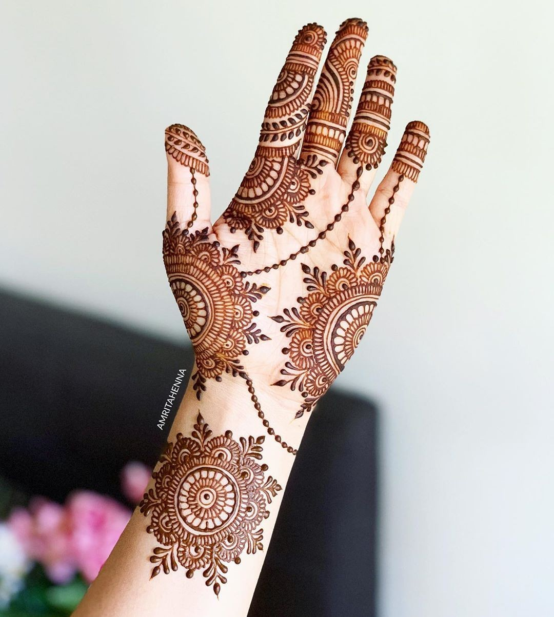 65 Fresh and Latest mehndi designs to try in 2020 | Bling Sparkle
