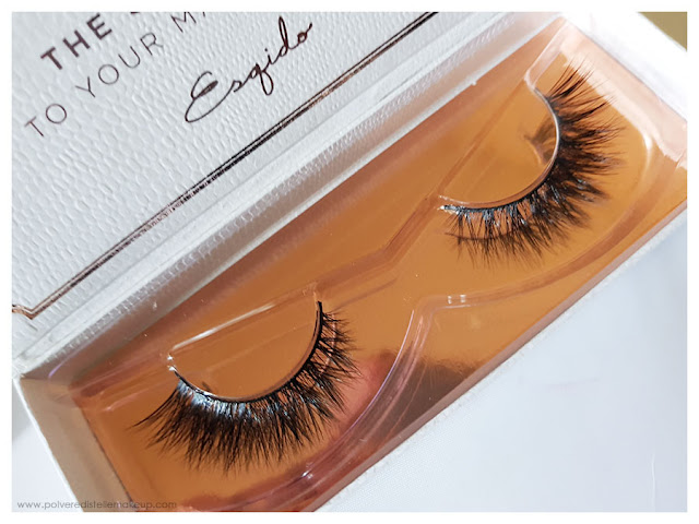 Lashes Named Desire Esqido
