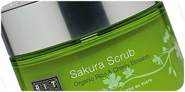 Sakura Scrub Rituals