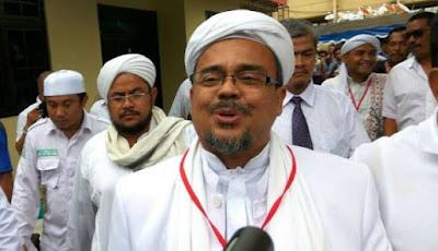 Dipolisikan Karena Palu-Arit, Habib Rizieq Kini Minta Rupiah Baru Ditarik
