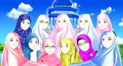 3 Cara Ampuh Mendapatkan Cinta Wanita Sholehah