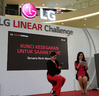 """LG Linear """"Pasti Hematnya & Pasti Sehatnya"""""""