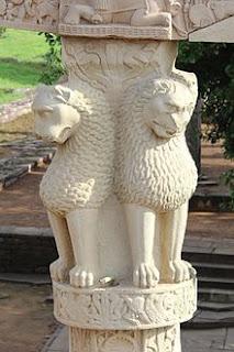Ashok stambh photo