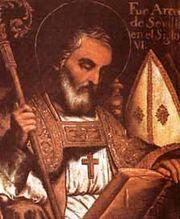 Laudes Hispaniae, San Isidoro de Sevilla. 560 D.C: