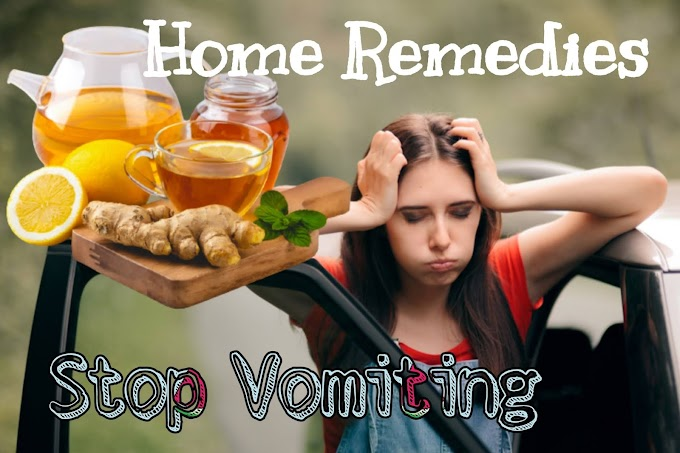 Home Remedies to Avoid Vomiting While Travelling