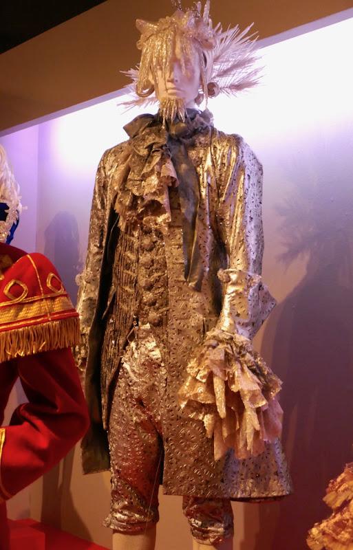 Richard E Grant Nutcracker Four Realms Shiver costume