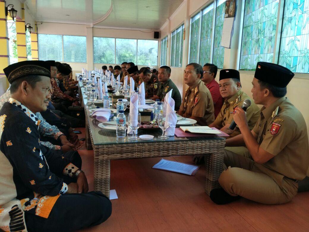 FKUB Lampung Barat Gelar Pertemuan Lintas Agama