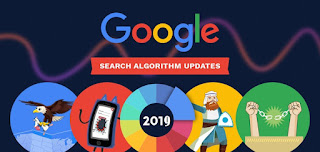 update inti google 2019