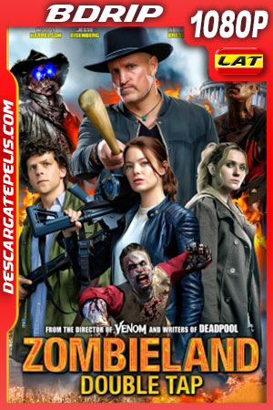 Zombieland: Mata y remata (2019) FULL HD 1080p BDRip Latino – Ingles