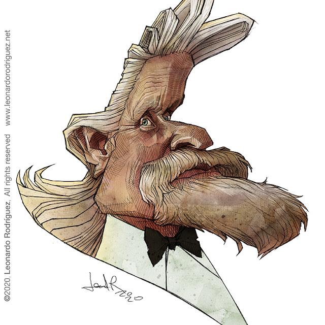 Illustration Artist- Leonardo Rodríguez-cartoonist