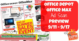 Free Printable Office Max Coupons