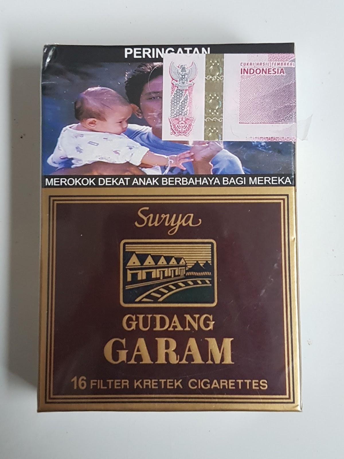 Gudang Garam Surya 16 SKM Full Flavor Ukuran Long Size