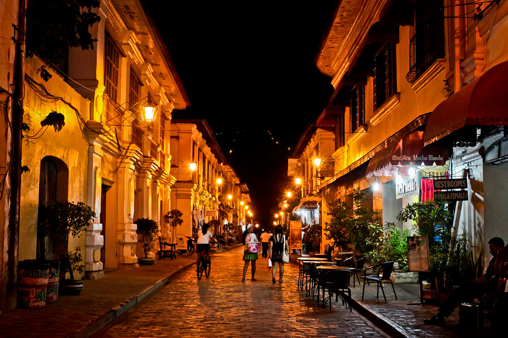 "Vigan picked among ""13 of the most picturesque towns in Asia"""