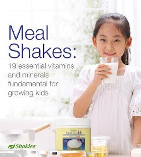 Info Produk: Meal Shakes Shaklee