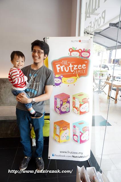 Frutzee Kids Snack