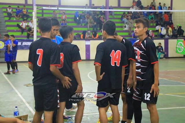 Team Volley Ball MA Nurul Huda