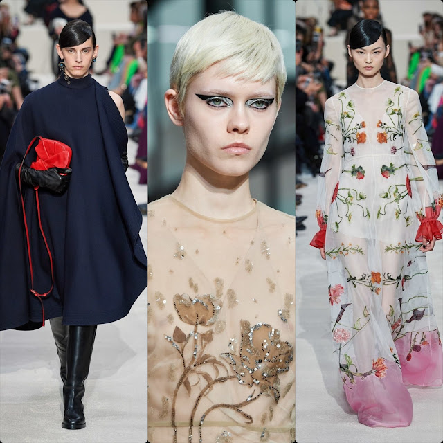 Valentino Fall-Winter 2020-2021 Paris by RUNWAY MAGAZINE