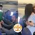 Συνέβη ΤΩΡΑ σε αεροπλάνο: Κύπριος παρουσιαστής έκανε πρόταση γάμου στην καλή του