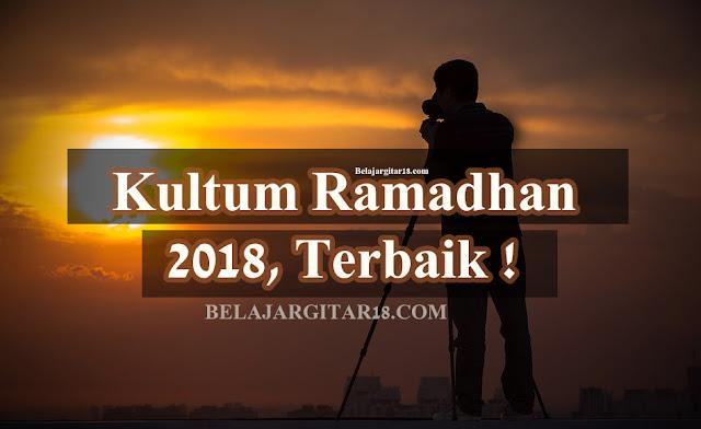 Materi Kultum Ramadhan 2018