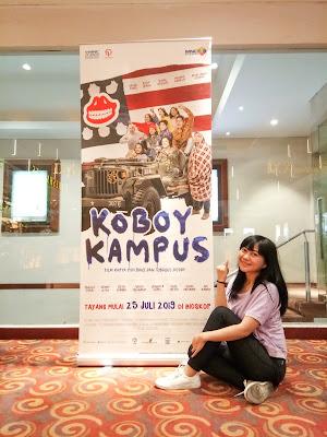 Review Film Koboy Kampus: Pemberontakan Kreatif Ala Pidi dan Kawan-kawan