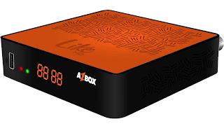 AZBOX LIKE HD PRIMEIRA ATUALIZAÇÃO V 1.11 - 22/05/2020