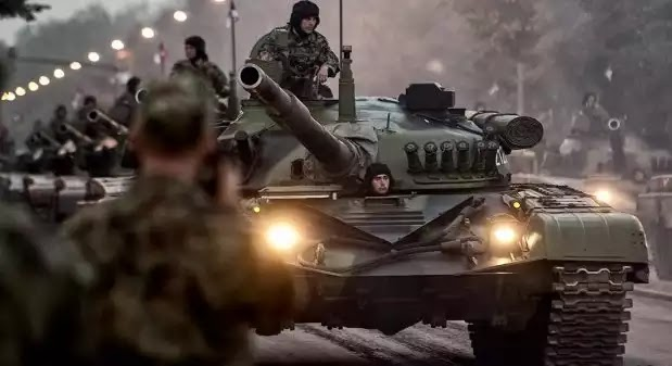 To Yπουργείο Άμυνας της Σερβίας έστειλε φύλλα ατομικής επιστράτευσης και προετοιμάζεται για πόλεμο: «Το Κόσοβο είναι Σερβία»…