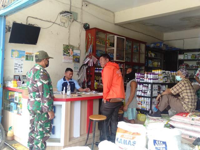 Pelaksanaan Protkes kepada Warga Binaan Dilakukan Personel Jajaran Kodim 0207/Simalungun
