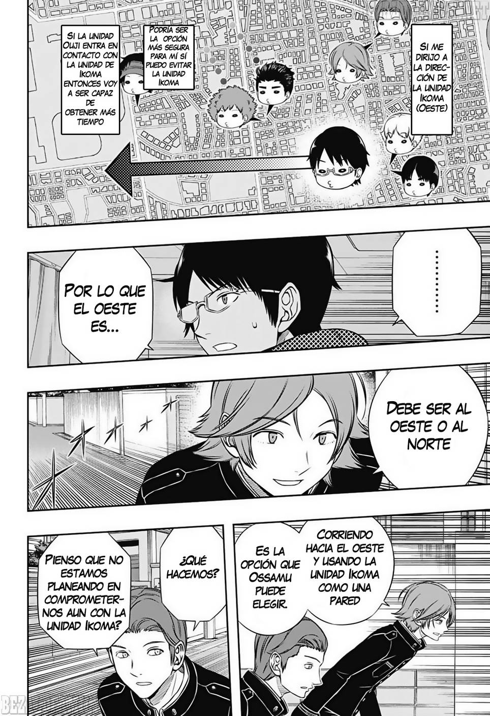 World Trigger: Chapter 153 - Page 5