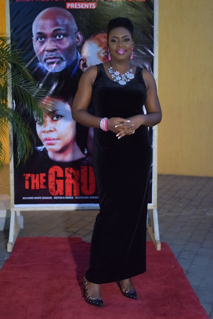 Funmi Holder Set To Release Her Debut Movie