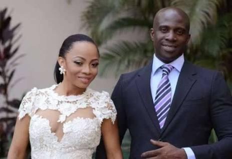 Estranged hubby sues Toke Makinwa for N100m