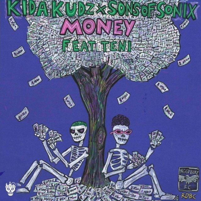 Kids Kudz Ft Teni - Money (Mp3 Download)