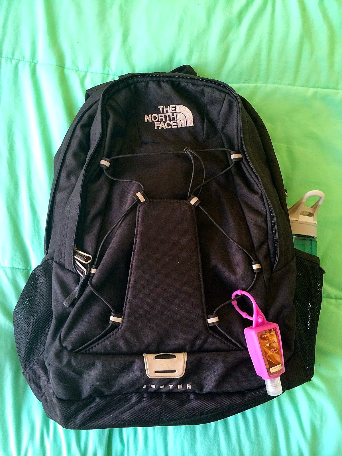 North Face Backpack Monogrammed- Fenix Toulouse Handball 8a7654663eaf