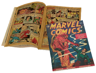 Marvel: The Golden Age 1939 – 1949 - Marvel