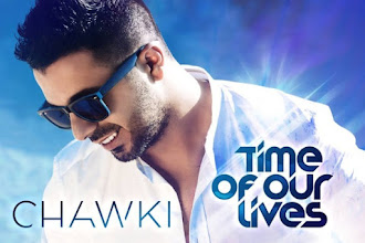 Chawki - Time of Our Lives