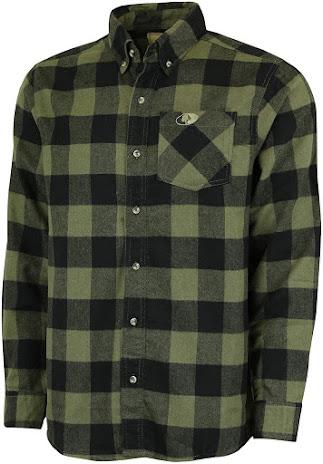 Men's Plaid Flannel Shirts