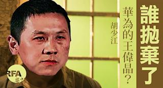 胡少江:谁抛弃了华为的王伟晶?