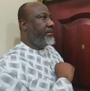 Dino Melaye Shares First Picture After Release From Custody