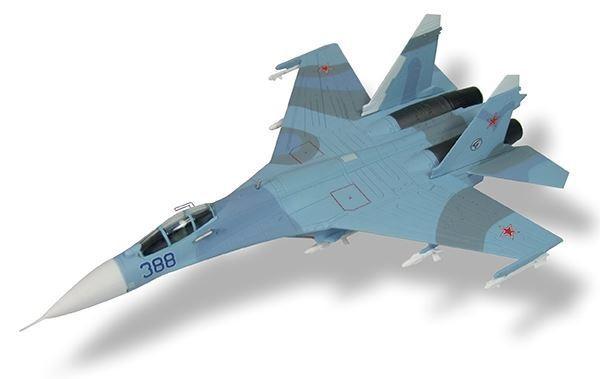 aviones de combate Su-27 Flanker