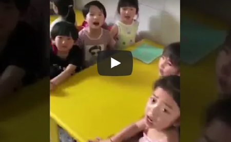 Teacher Makes Pupils In China Mock IGP Over Struggling Speech