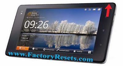 soft-reset-Huawei IDEOS S7 Slim