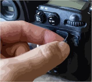 Service Karet Body Kamera dan Lensa