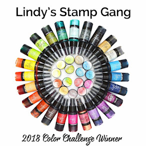 Lindys Color Challenge Winner