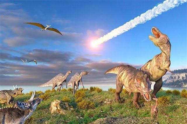 Phát hiện nguyên nhân khủng long tuyệt chủng không thể ngờ