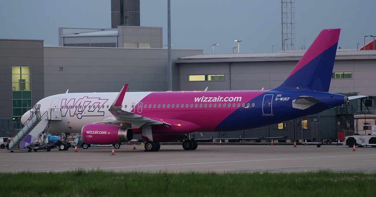Air101 Wizz Air Plan To Restart Flying From Luton From 1st May