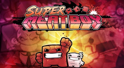 The Super Meat Boy Forever Game Announcement