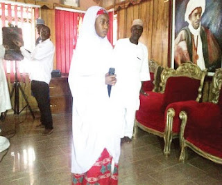 I Was Neither Abducted Nor FORCED To Marry The Emir Of Katsina - 14yrs Old Girl Tells CAN Excos In Emir's Palace