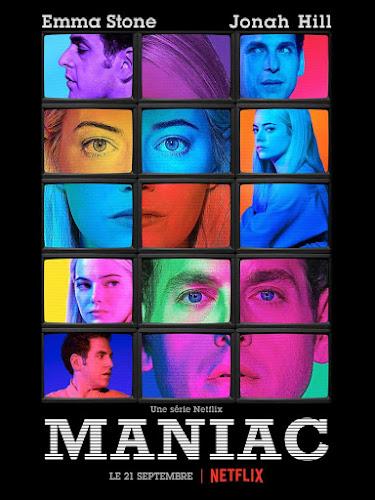 Maniac Temporada 1(Web-DL 720p Dual Latino / Ingles) (2018)