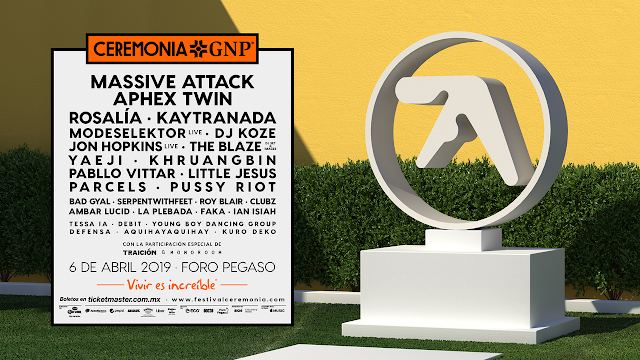 APHEX TWIN EN CEREMONIA 19