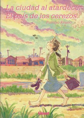 Manga: Kodai licencia La ciudad al atardecer: El país de los cerezos de Fumiyo Kouno